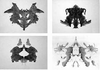 How Hermann Rorschach's 'Inkblots' Took On A Life Of Their Own