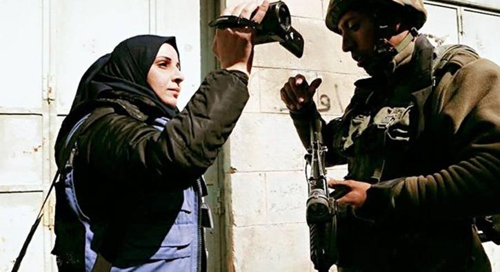 İsrail işgal güçleri Filistinli gazeteciyi gözaltına aldı