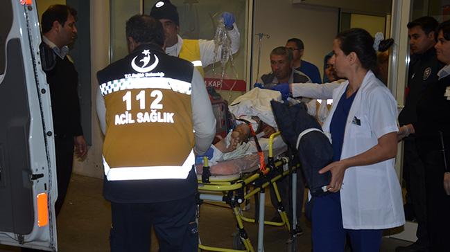 Antalya Serik'te silahlı kavga: 3 kişi yaralandı