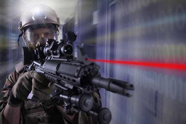 Çin lazer silahı üretti