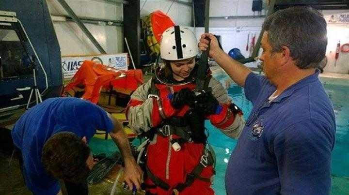Mars'a ilk ayak basacak kişi 17 yaşında