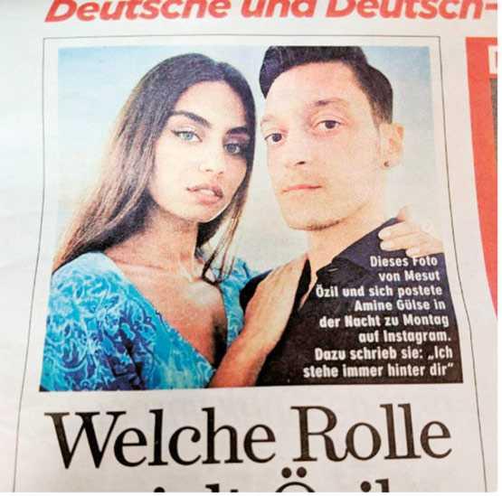Alman+gazetesinden+skandal+Mesut+%C3%96zil+iddiası%21;