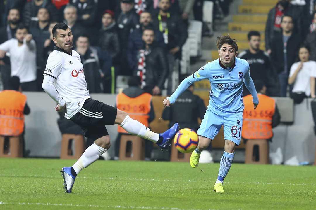 Beşiktaş+-+Trabzonspor+ma%C3%A7ından+kareler