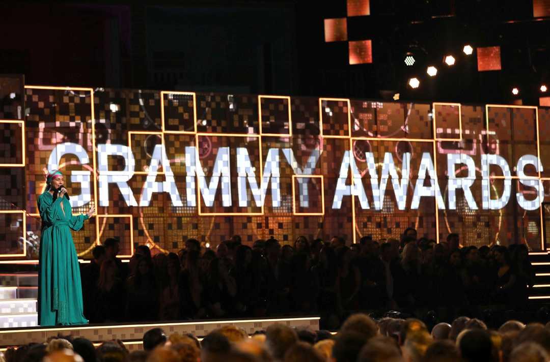 61.+Grammy+%C3%96d%C3%BClleri+sahiplerini+buldu