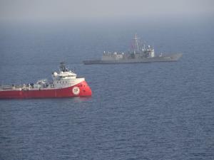 Enerji Bakanlığı: Yunanistan Akdeniz'de gerilimi tırmandıracak girişimlerden uzak durmalı