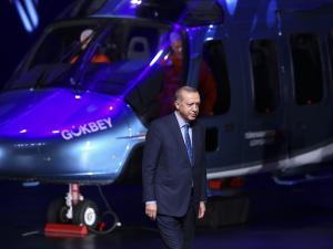 Başkan Erdoğan: Genel maksat helikopterimizin adını Gökbey olarak belirledik