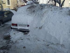 Şehir buz tuttu, herkes şaşkın