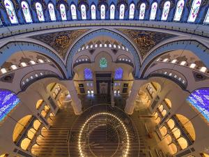 Çamlıca Camisi'nin açılmasına sayılı günler kaldı