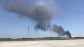 ABD´de bABD´nin Georgia eyaletinde Hava Milli Muhafız Teşkilatına ait uçağın düşmesi sonucu en az 2