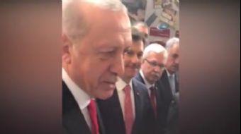 Meclis kulisinde konuşan Cumhurbaşkanı Erdoğan bakanlar kurulu için yeni bir açıklamada bulundu: 'Si