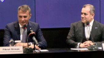 Beşiktaş, Vodafone Park'ta düzenlenen törenle otomotiv markası Volvo ile 2019 sezonunu sonuna kadar