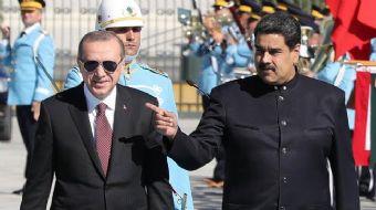 Venezuela Devlet Başkanı Nicolas Maduro, Cumhurbaşkanı Recep Tayyip Erdoğan´ın yemin törenine katıla