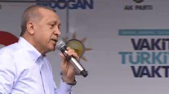 Cumhurbaşkanı Recep Tayyip Erdoğan muhalefetin kıraathane iddialarını böyle çürüttü