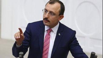 AK Parti Grup Başkanvekili Muş´un TBMM Genel Kurulu´nda sorduğu soru İP´li vekilleri çılgına çevirdi
