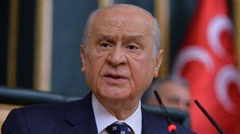 MHP Genel Başkanı Devlet Bahçeli ligde zor günler geçiren Fenerbahçe´nin içinde bulunduğu durum hakk