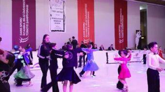 İstanbul Bilgi Üniversitesi sponsorluğunda düzenlenen Türkiye Dans Sporları Federasyonu'nun yıl için