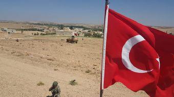 Güvenlik güçlerine teslim olan teröristin ifadeleri doğrultusunda, Irak´ın kuzeyindeki Metina bölges