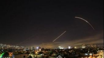 ABD, İngiltere ve Fransa, Suriye´nin Duma´daki kimyasal saldırısı sonrası Esed rejimine yönelik hava