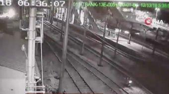 Ankara´daki tren kazasının görüntüleri ortaya çıktı