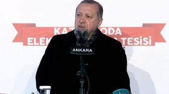 Cumhurbaşkanı Erdoğan, 'Türkiye eski Türkiye değil. Artık yeni Türkiye var. Yaşadığımız bunca badire