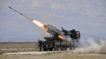 Roketsan tarafından geliştirilen ve üretilen KAAN füzesi ve silah sisteminin Türk Silahlı Kuvvetleri