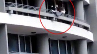 Panama´da selfie çekerken bir binanın 27. katından düşen turist hayatını kaybetti.