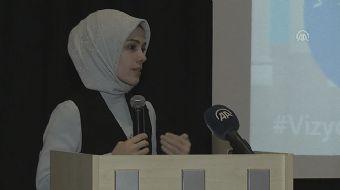 İslam İşbirliği Teşkilatı (İİT) Kadın Danışma Konseyi Başkanı Esra Albayrak, 28 Şubat sürecine ilişk