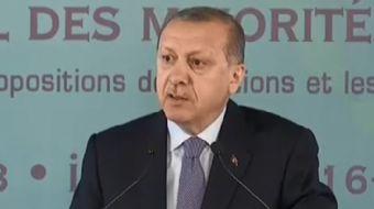 Cumhurbaşkanı Recep Tayyip Erdğan 'Neticesi ölüm olduktan sonra hangi silahı kullanırsanız kullanın