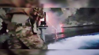 Türk Silahlı Kuvvetlerinin seçkin birliklerinden olan SAT Komando Anfibi Deniz Komando Tugayı´nda eğ