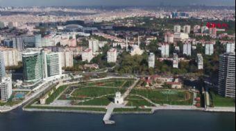 İstanbul Büyükşehir Belediyesi, Baruthane Millet Bahçesi´nin tanıtım filmini yayımladı.