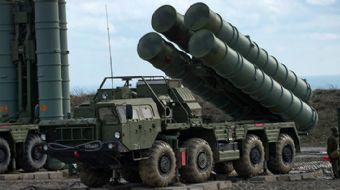 ABD´nin Suriye´ye saldırısı sonrası Rusya nerede çekildiği belli olmayan S-400 görüntülerini paylaşt