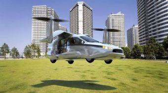Volvo'nun ana şirketinin ABD menşeli bir teknoloji start-up'ını satın almasıyla uçan arabaların önüm