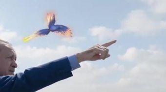 Cumhurbaşkanı Erdoğan, AK Parti´nin yeni reklam filmini paylaştı