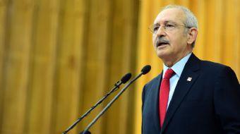 CHP Genel Başkanı Kemal Kılıçdaroğlu, partisinin grup toplantısında yine bir gafa imza attı.
