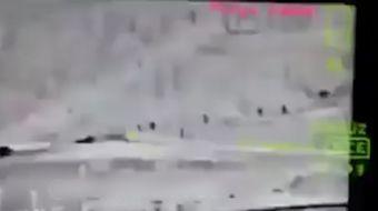 Gümüşhane ´de önceki gün gerçekleştirilen operasyonda, Eren Bülbül´ü şehit eden teröristlerden kırmı