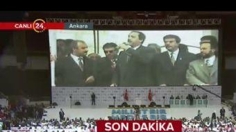 AK Parti 6. Olağan Büyük Kongresi´nde açıklamalarda bulunan Erdoğan, 1994 yılından bugüne kadar Türk