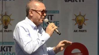 Cumhurbaşkanı Recep Tayyip Erdoğan: TOKİ konutlarını kira bedelinden daha düşük bedelle verdik