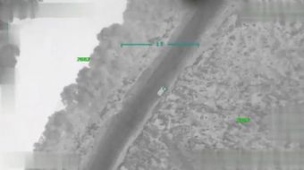 Irak'ın kuzeyine, 13 Temmuz 2018 tarihinde yapılan hava harekâtında bölücü terör örgütünün lojistik