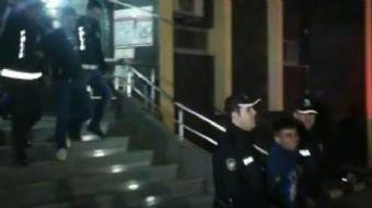 Kaz hırsızları tutuklanınca 'Eğitim şart' dedi