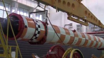 Rusya Savunma Bakanlığı, ´Poseidon´ isimli insansız nükleer sualtı aracının test görüntülerini ilk k