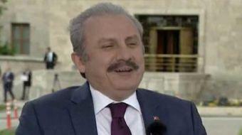 AK Partili Mustafa Şentop, CHP Genel Başkan Yardımcısı Öztürk Yılmaz´ın adaylığını açıkladığını öğre