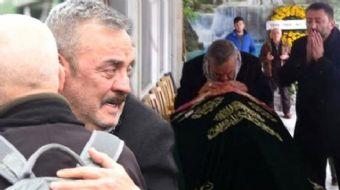 Oyuncu Mesut Akusta'nın annesi Sare Akusta, Beykoz Çavuşbaşı Yavuz Sultan Selim Camiinde düzenlenen