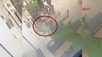Milli Savunma Eski Bakanı Ercan Vuralhan´ın öldürülme anına ilişkin güvenlik kamerası görüntüleri or