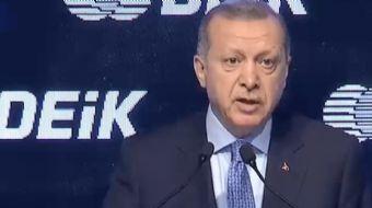 Cumhurbaşkanı Recep Tayyip Erdoğan: Doğru iş için destek isteyen herkesin yanında olmaya devam edece