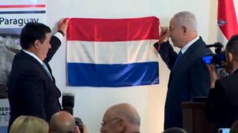 ABD ve Guatemala´nın ardından Paraguay da Kudüs´te büyükelçilik açtı.