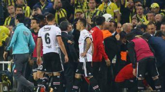 Tatil edilen Fenerbahçe-Beşiktaş maçıyla ilgili yürütülen soruşturma kapsamında gözaltına alınanları