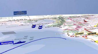 Rusya Savunma Bakanlığı, 3D görüntüsünü hazırlayarak canlandırdığı İl-20 uçağının düşüş anını yayınl