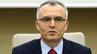 Maliye Bakanı Naci Ağbal: Zeytin Dalı Harekatı Ekonomi üzerinde olumsuz bir etki getirmesi mümkün de