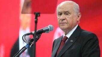 MHP lideri Bahçeli: Türk milletinin kutlu iradesi sandıkta tecelli etmiştir