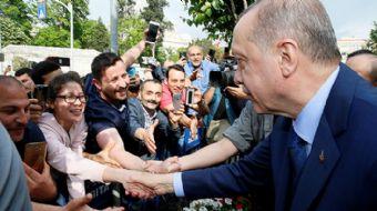 İBB Cumhurbaşkanı Erdoğan´ı ağırlamanın onurunu yaşadı